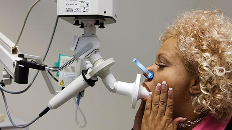 تست اسپیرومتری یا تست تنفسی