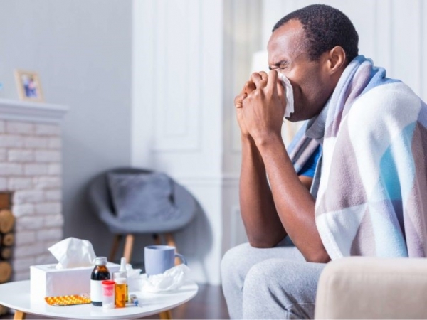 عفونت دستگاه تنفسی فوقانی