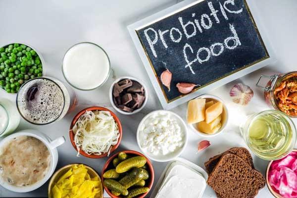 مکمل خوراکی برای سلامتی دستگاه گوارش